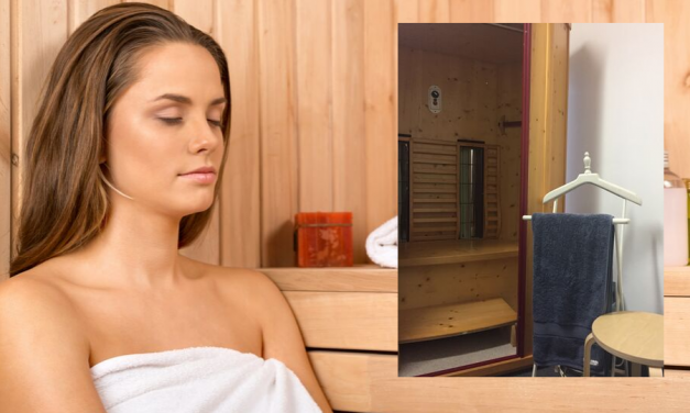 5 Reasons the Infra-Red Sauna can change your health!