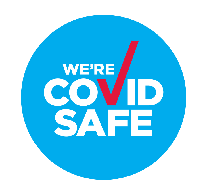 We are a COVID-safe business